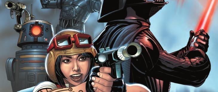 Darth Vader 2015 Marvel