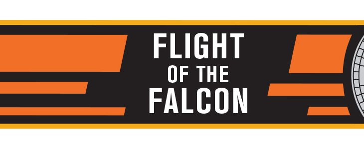 Flight of the Falcon Logo