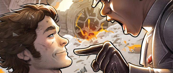 Han Solo - Cadetto Imperiale