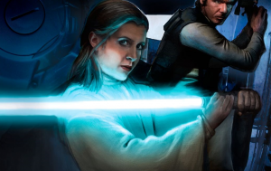 Leia Legacy of The Force Exile evidenza