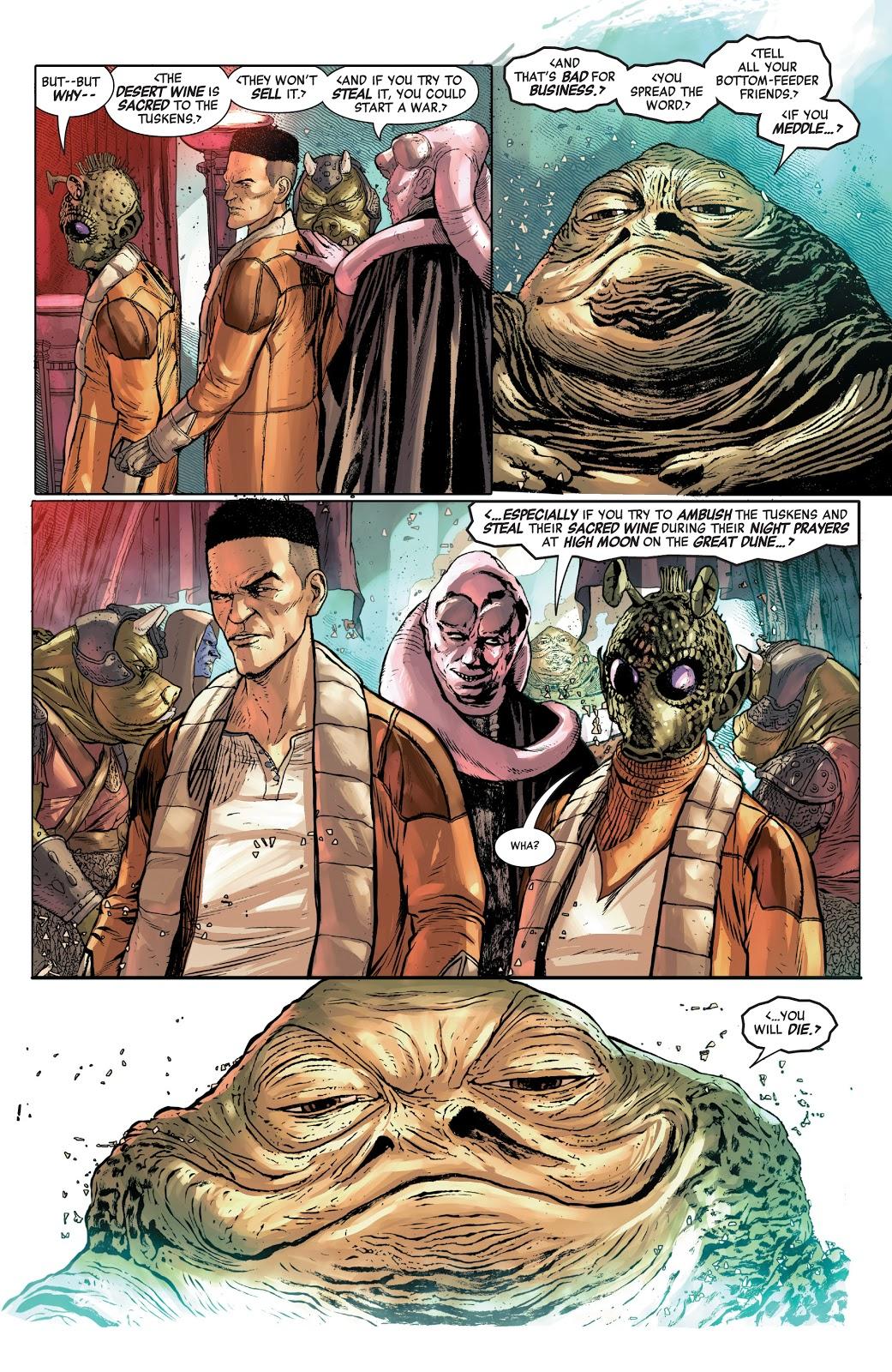 Età della Ribellione - Nemici, Jabba The Hutt