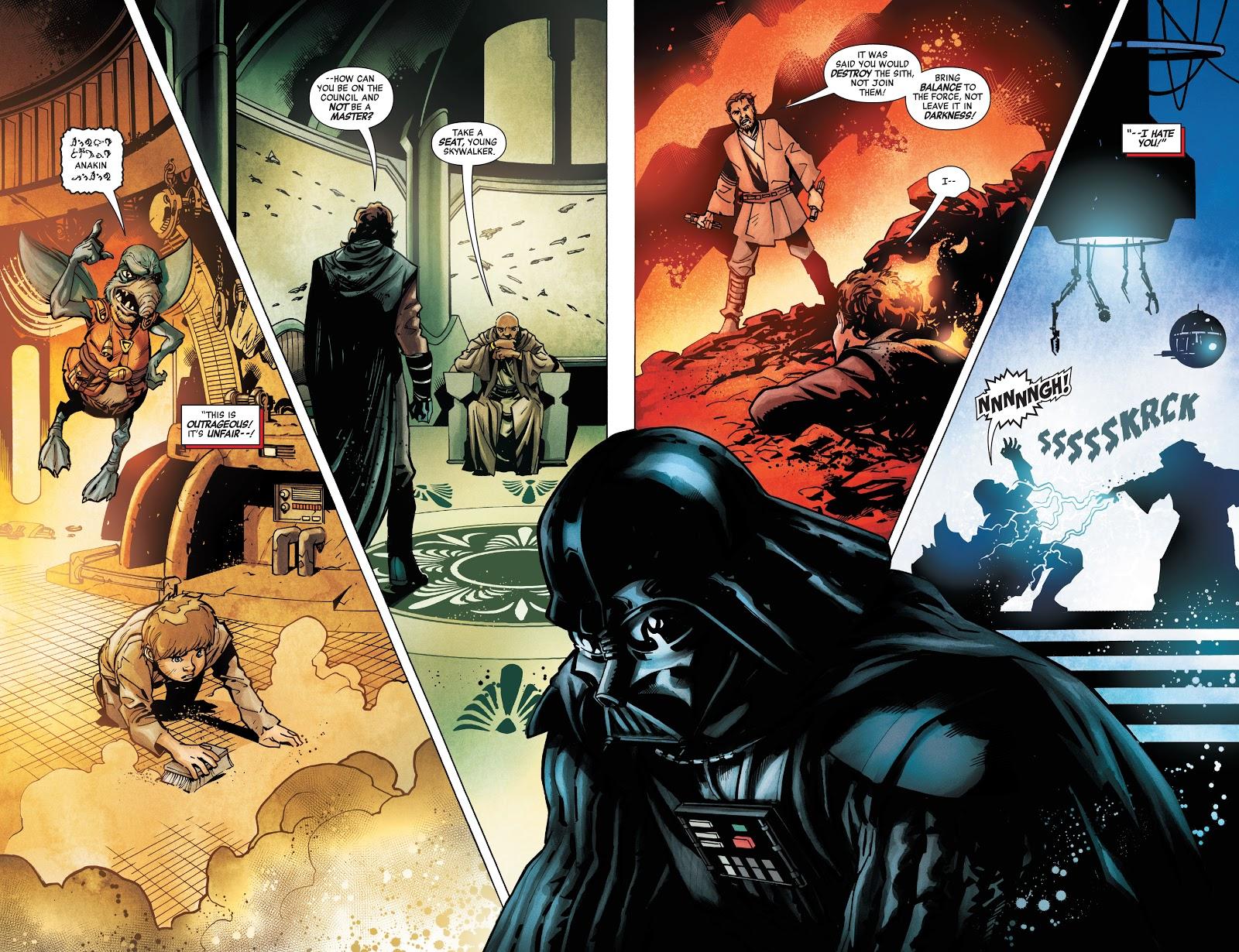 Età della Ribellione - Nemici, Darth Vader