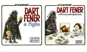 Darth Vader e...