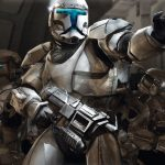 republic commando cover evidenza