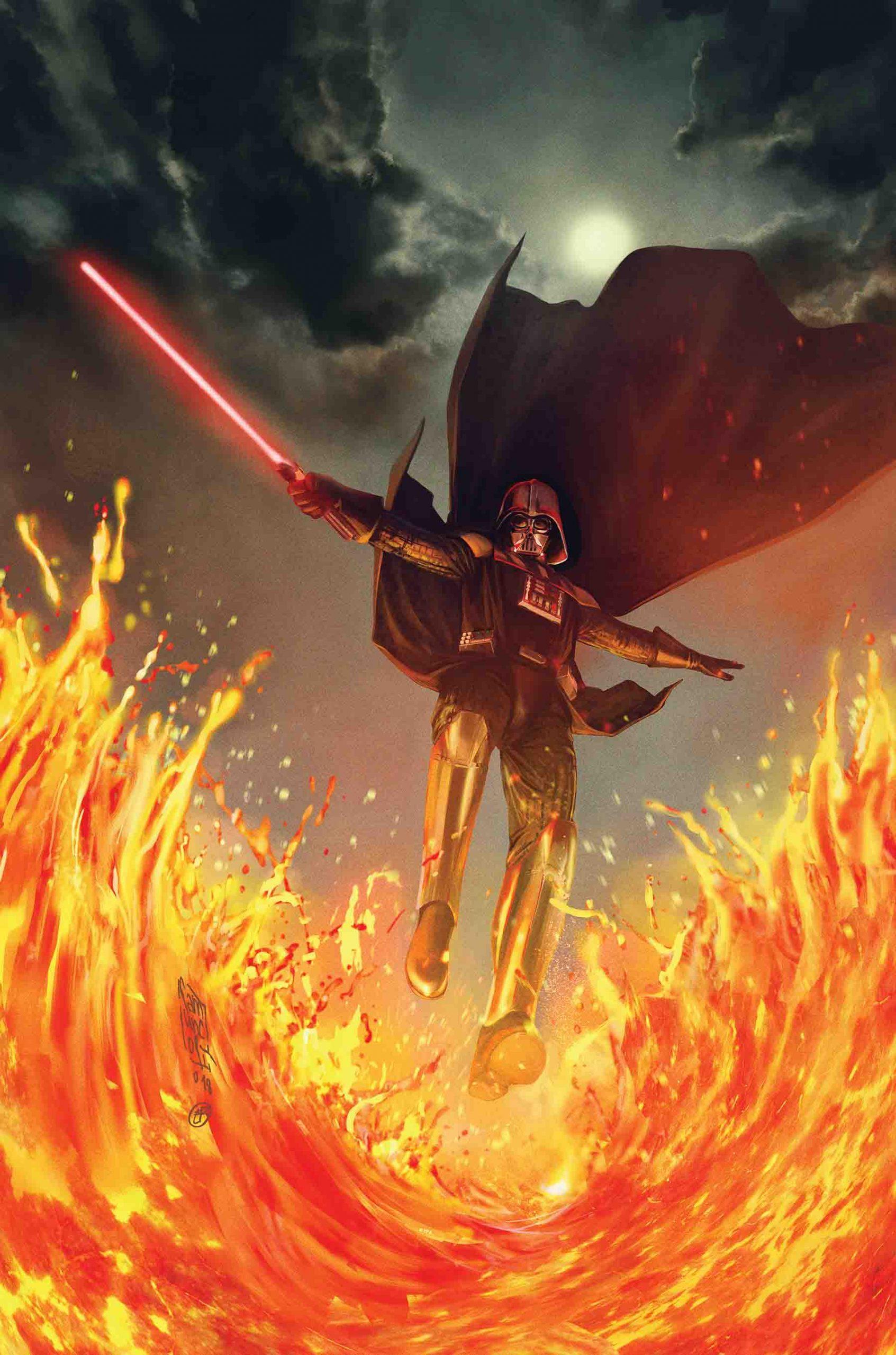 Darth Vader (2017) 21 cover