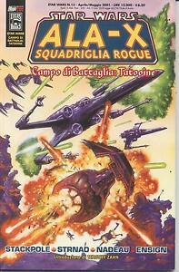 Ala X Squadriglia Rogue Campo di Battaglia Tatooine
