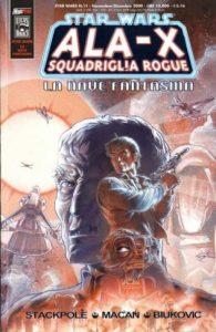 Ala X Squadriglia Rogue La Nave Fantasma