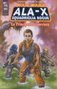 Ala X Squadriglia Rogue La Principessa Guerriera