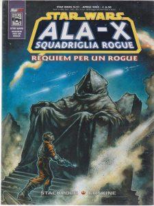 Ala X Squadriglia Rogue Requiem per un Rogue
