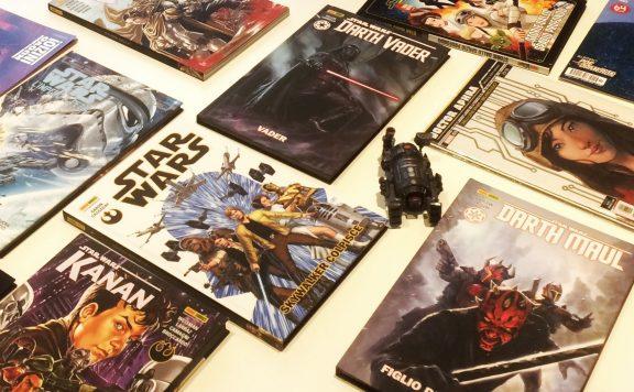 fumetti di star wars evidenza