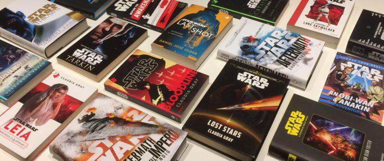 romanzi di star wars
