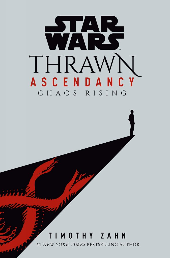 Thrawn Ascenancy Chaos Rising cover