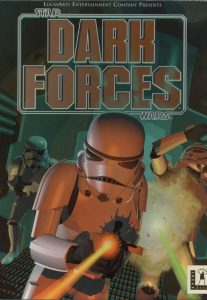 Dark Forces cover B