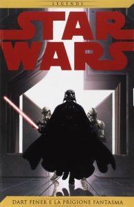 Darth Vader e la Prigione Fantasma Gazzetta cover