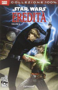 Eredità 8 Tatooine cover