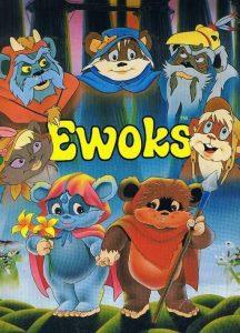 Ewoks serie tv