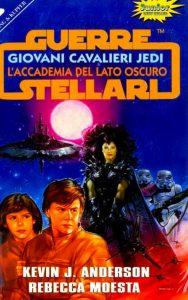 Giovani Cavalieri Jedi L'Accademia del Lato Oscuro cover
