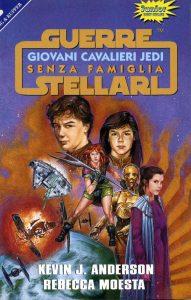 Giovani Cavalieri Jedi Senza Famiglia cover