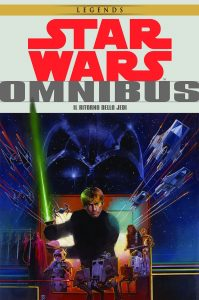 Il Ritorno dello Jedi cover Omnibus Panini
