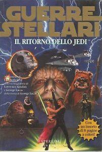 Il Ritorno dello Jedi cover Sperling Jr