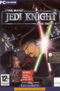 Jedi Knight Dark Forces II cover B