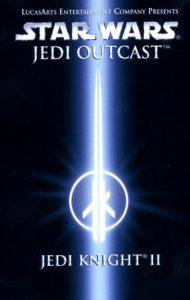Jedi Knight II Jedi Outcast cover B