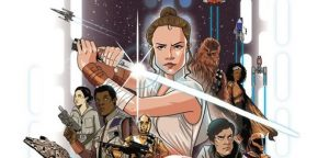 L'Ascesa di Skywalker graphic novel evidenza