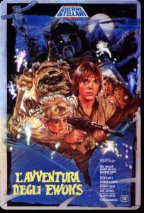 L'Avventura degli Ewoks poster