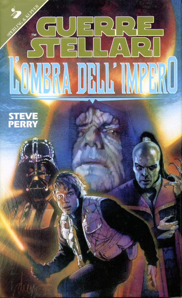 L'Ombra dell'Impero Sperling cover