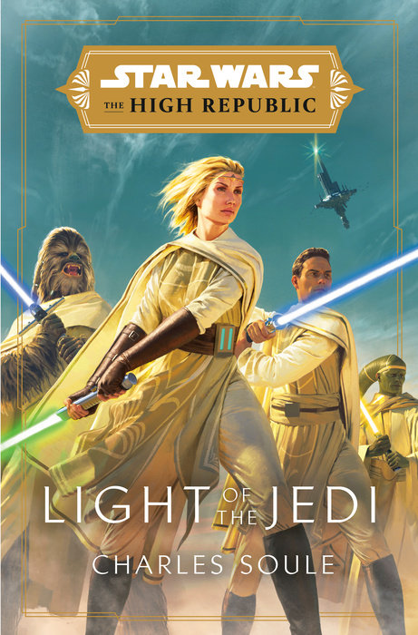Project Luminous Light of the Jedi
