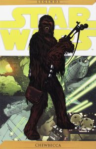 Chewbacca Dark Horse Legends 28 Gazzetta