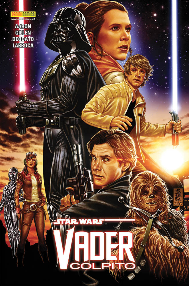 Vader Down Cover