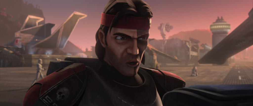 The Clone Wars S7E2 Hunter