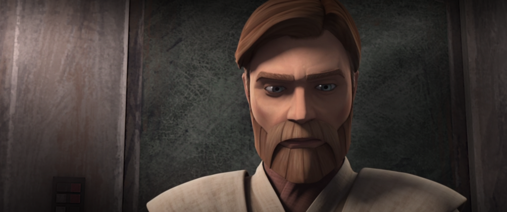 The Clone Wars S7E2 Obi-Wan