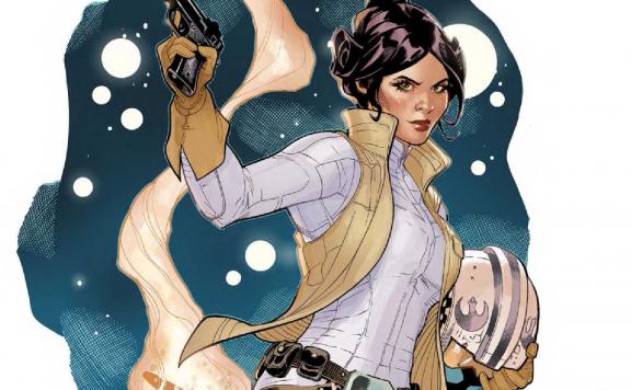 Princess Leia Cover