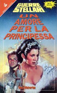 Un Amore per la Principessa cover