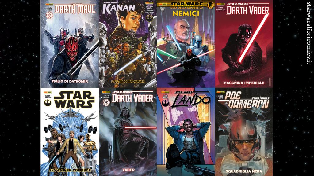 fumetti di star wars per iniziare