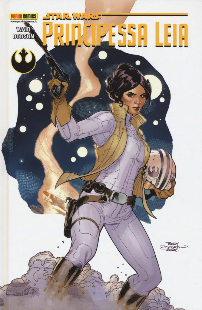Princess Leia Cover