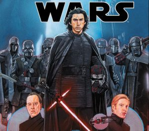 The Rise of Skywalker Adaptation Cover