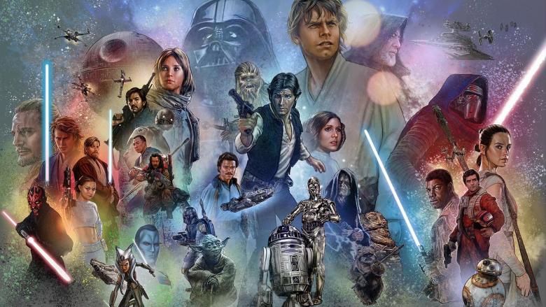 star wars canon cronologia evidenza
