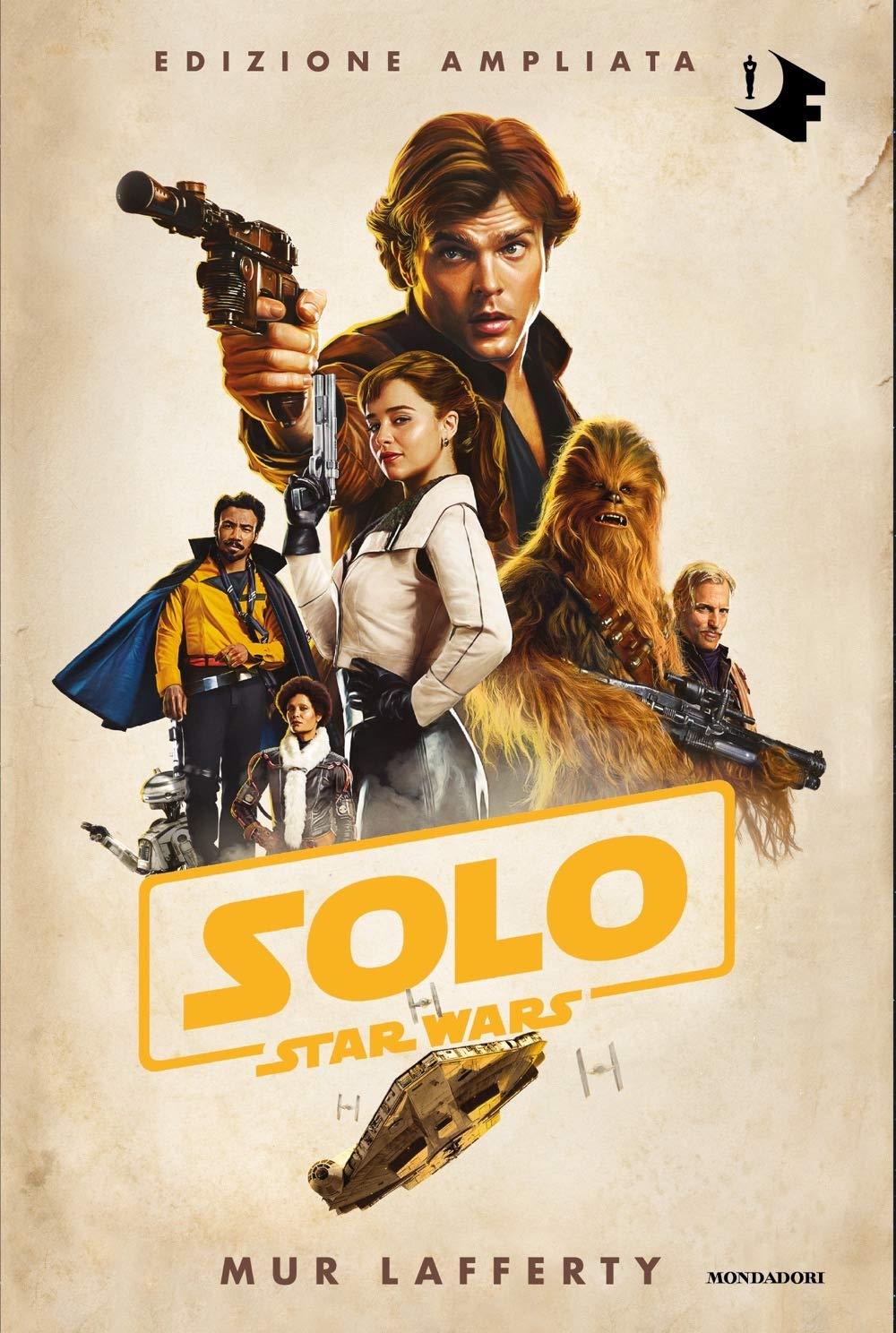 Solo A Star Wars Story Edizione Ampliata cover