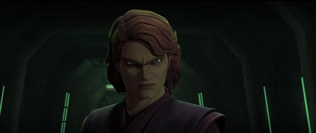 Anakin Skywalker The Clone Wars