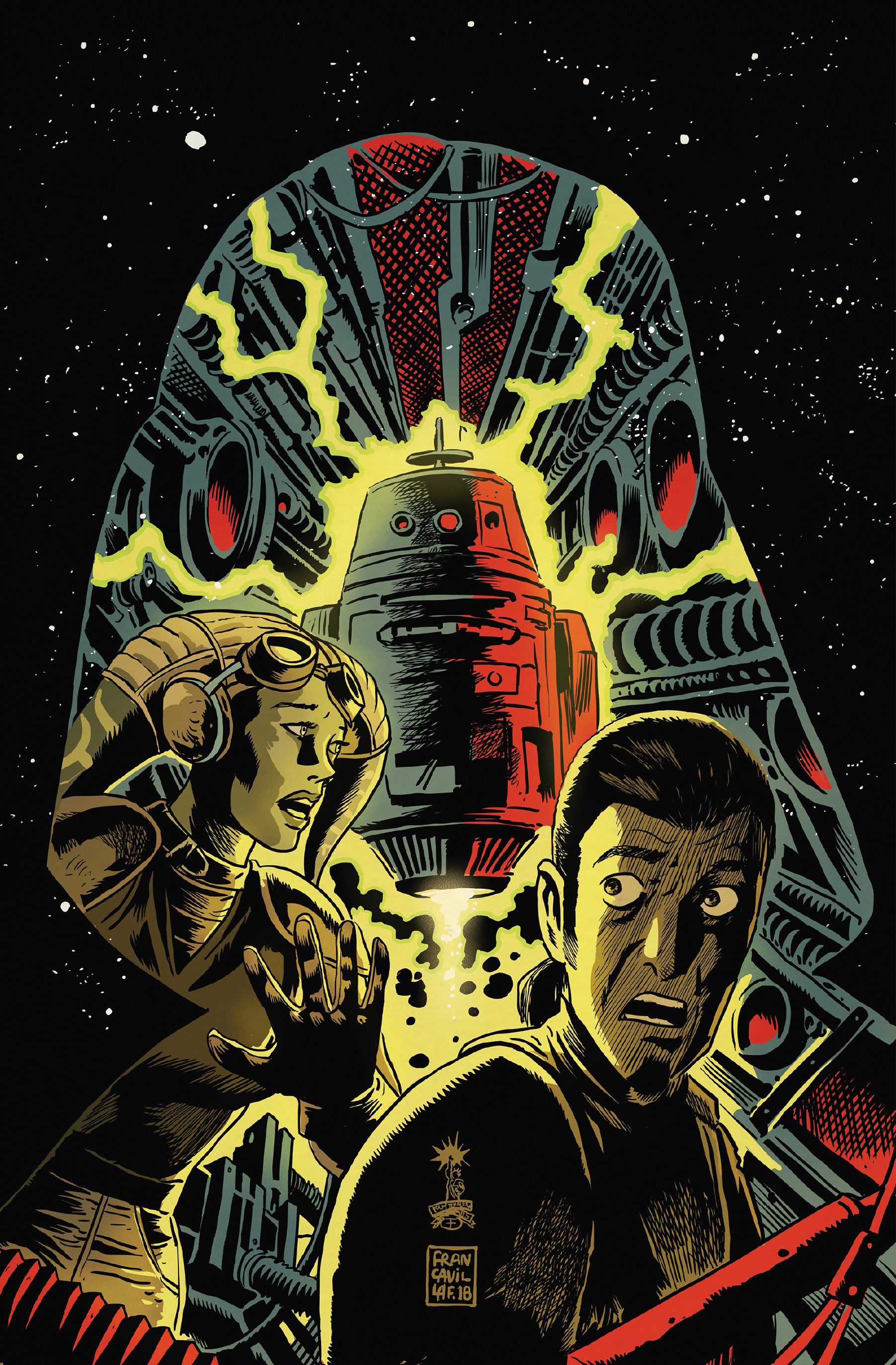 Tales From Vader's Castle 1 cover