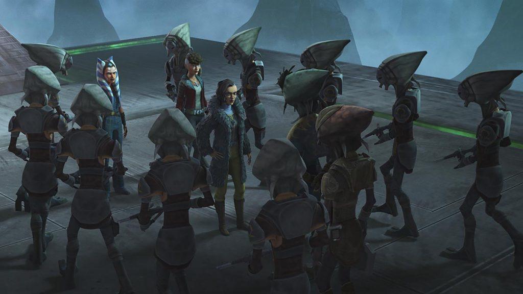 The Clone Wars S7:E6