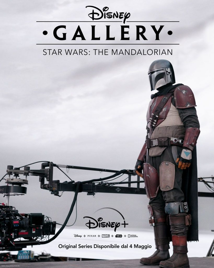 Disney Gallery: The Mandalorian poster