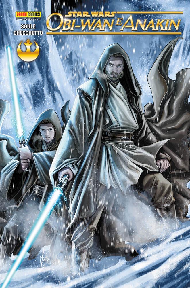 Obi-Wan e Anakin