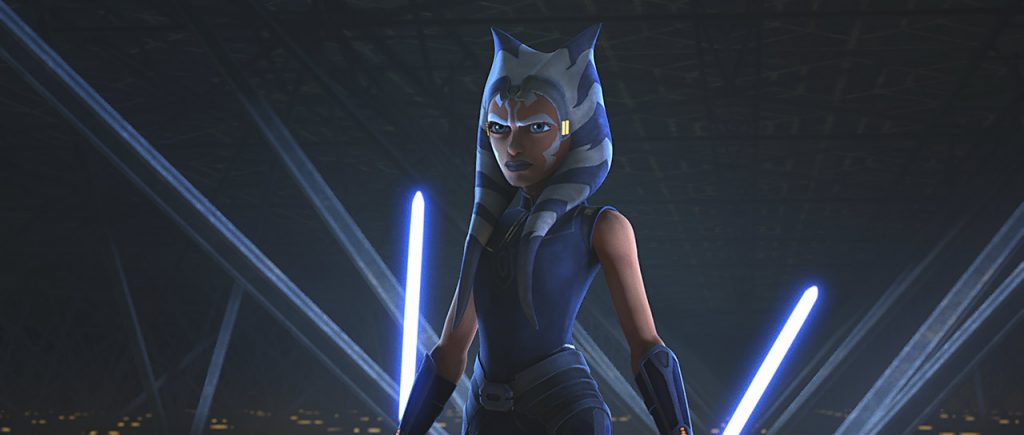 The Clone Wars Ahsoka Maul