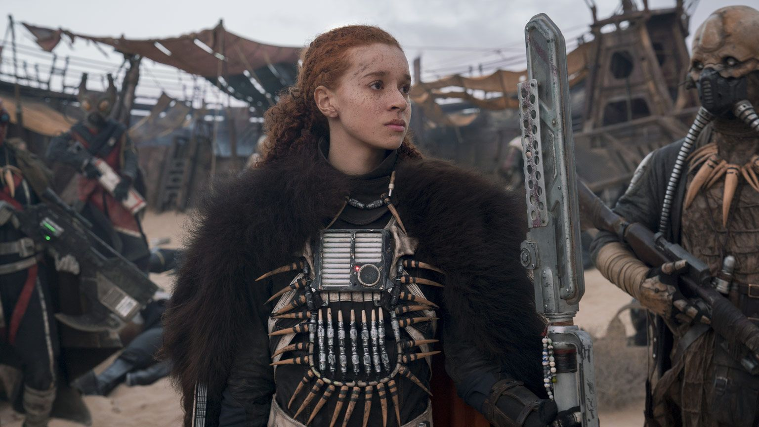 Enfys Nest Solo A Star Wars Story