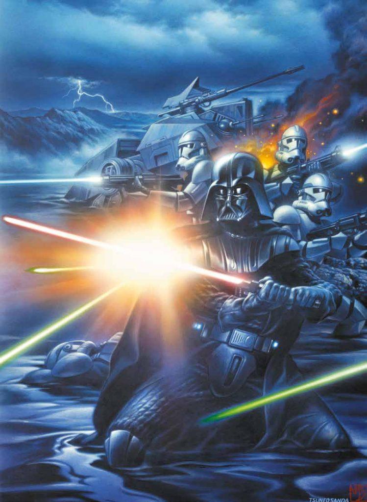 Dart Vader e Lo Squadrone Perduto