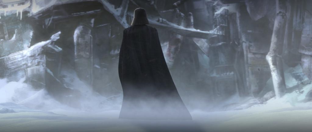 Darth Vader The Clone Wars